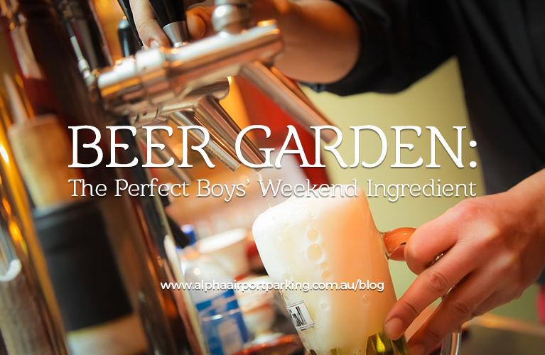 australian beer gardens