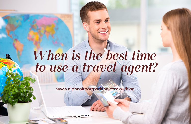 how travel agent works