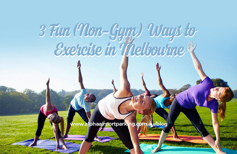 exercise in melbourne