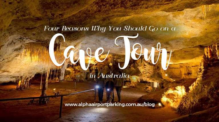 australian cave tour