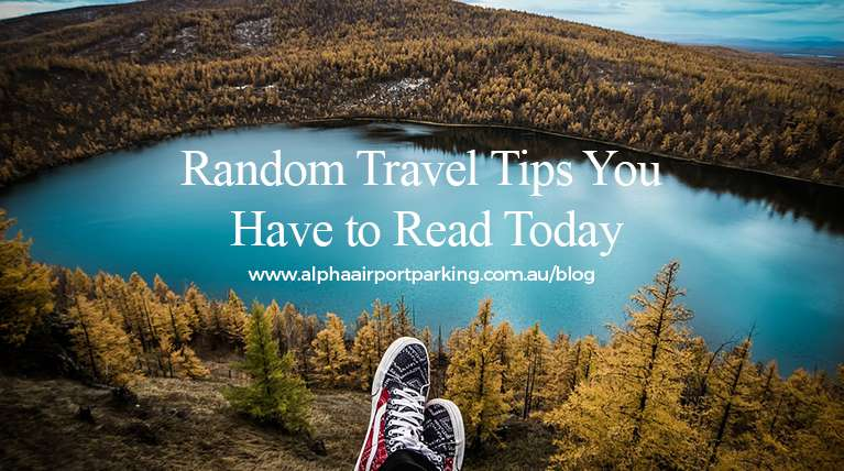 random travel tips