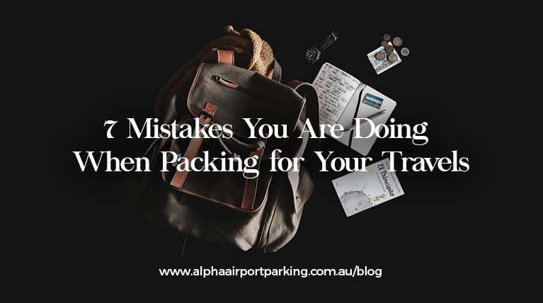 packing mistakes