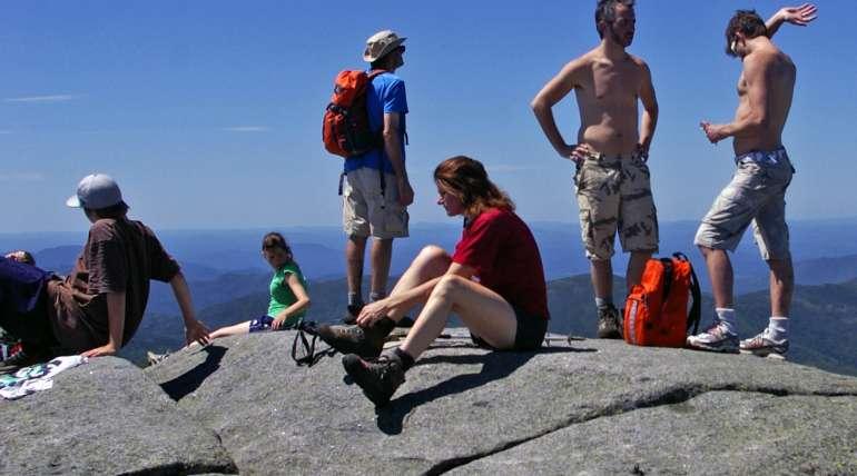 best hiking destinations around the world