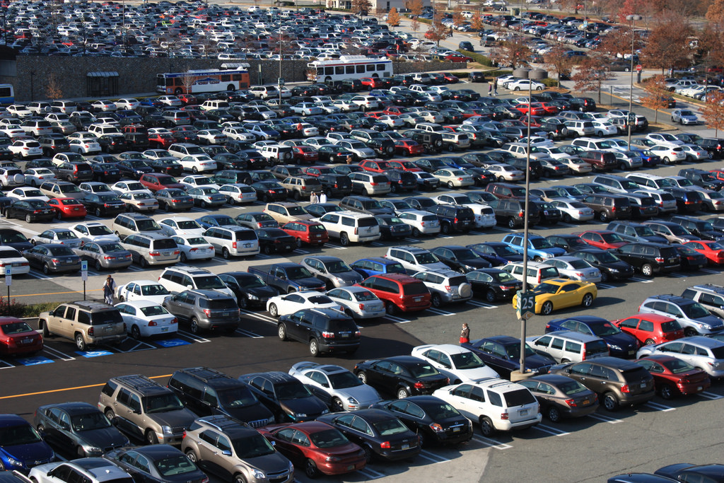 parking congestion
