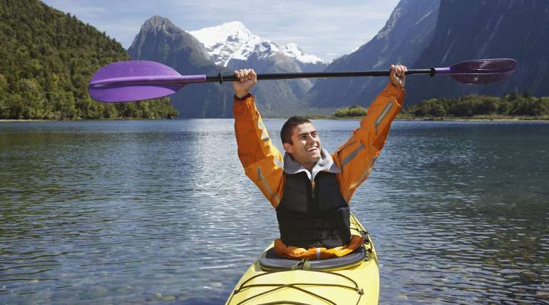 Best Kayaking Spots in New Zealand | Alpha Airport Parking
