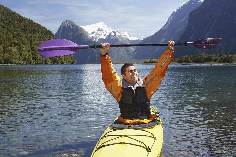 Best Kayaking Spots in New Zealand | Alpha Airport Parking