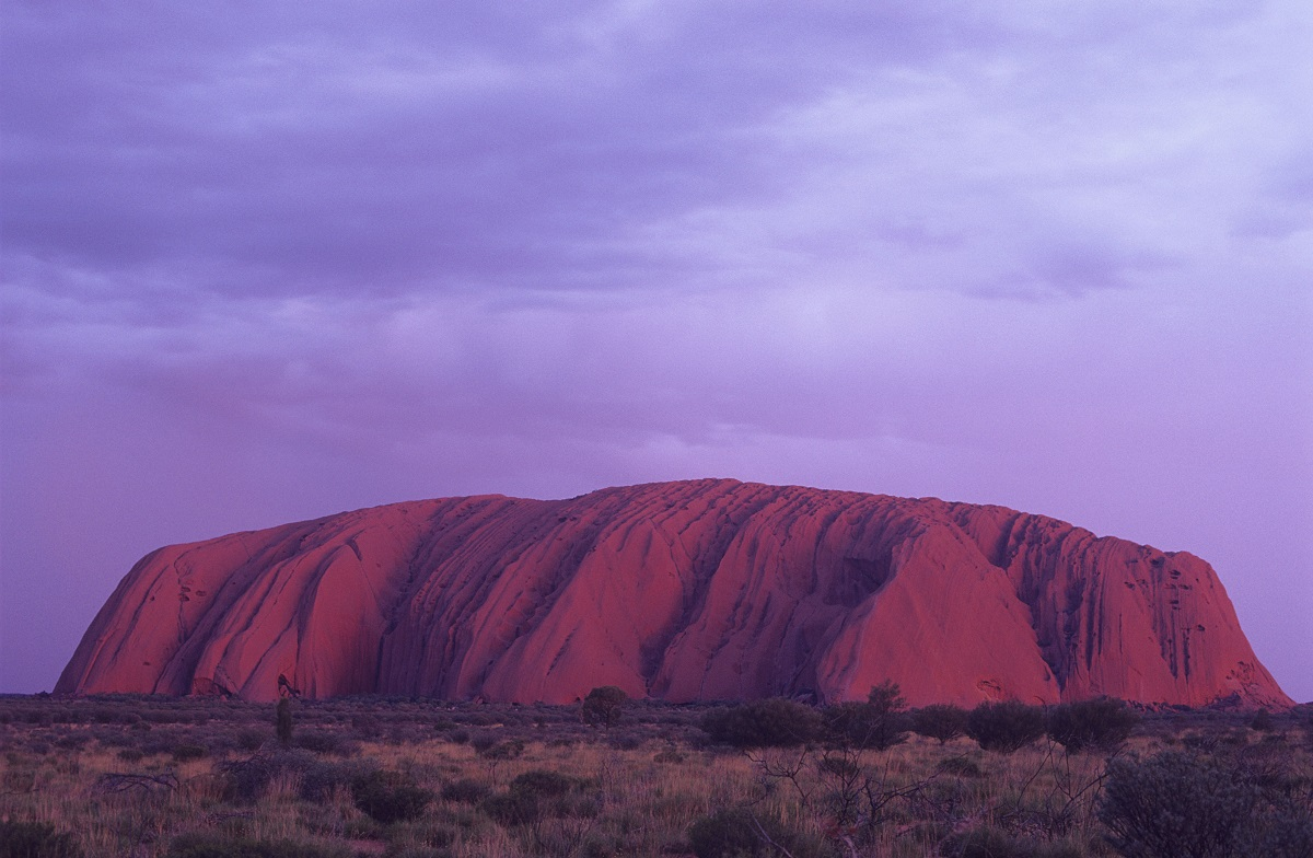 The Uluru at Sunset | Alpha Airport Parking