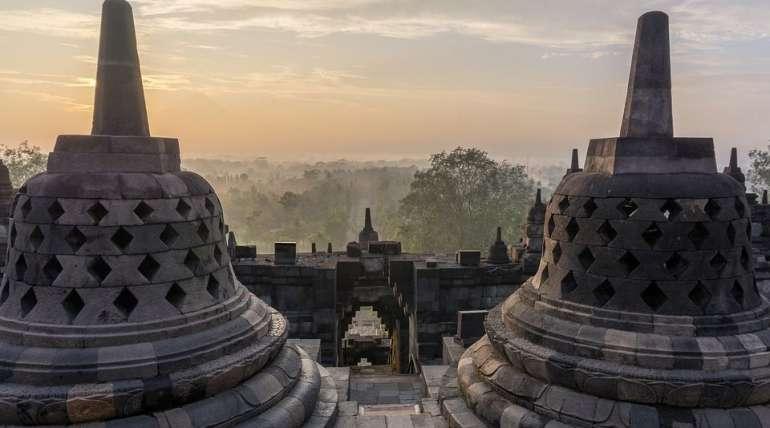 Bali Temple | Alpha Airport Parking
