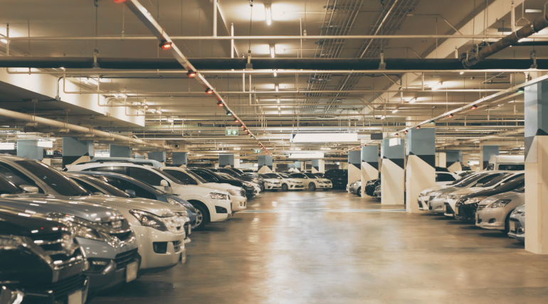 long-term parking